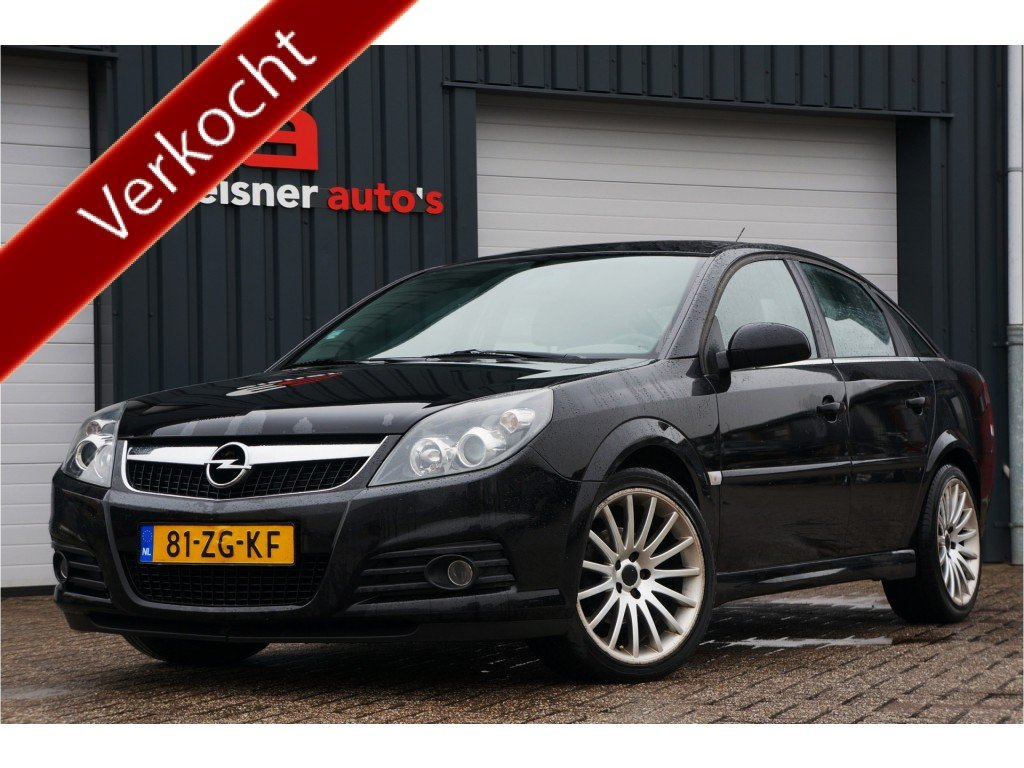 Opel Vectra GTS 1.9 CDTI | LEDER | NAVI | CLIMATE |