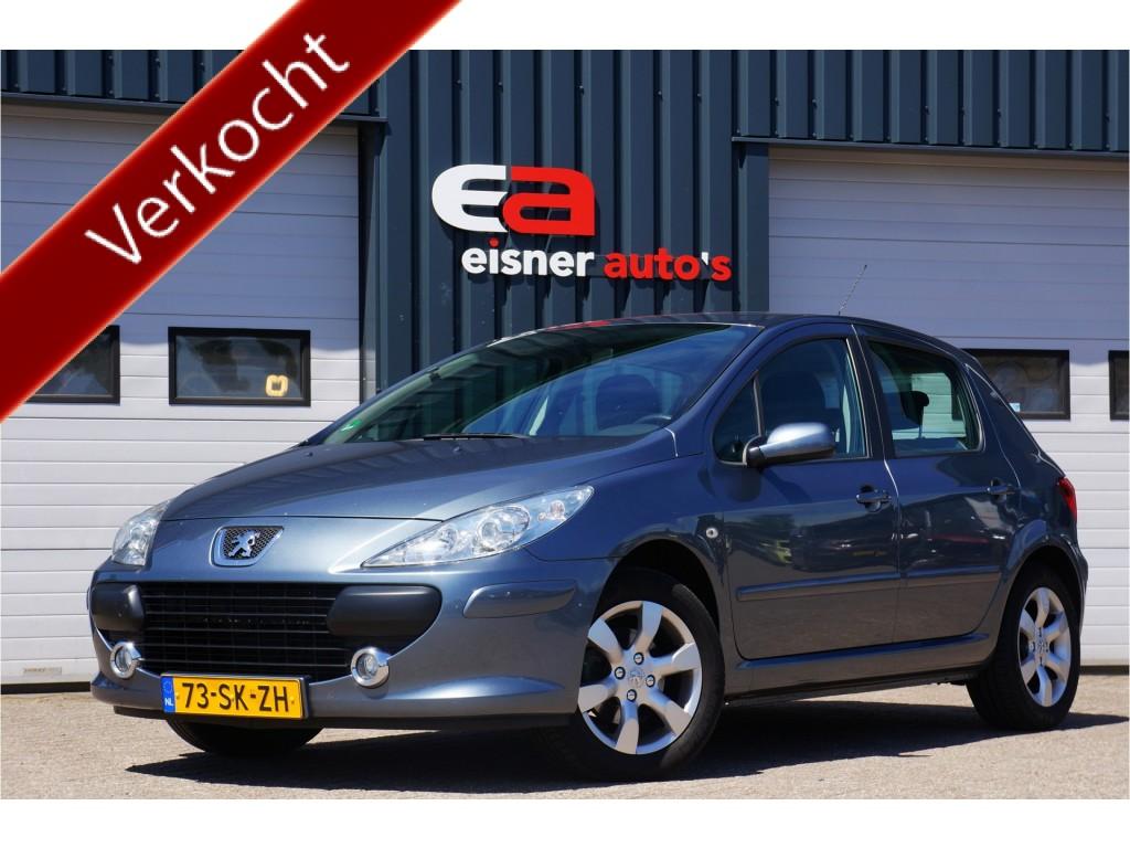 Peugeot 307 2.0-16V XS | 5 DEURS | ECC | TREKHAAK |
