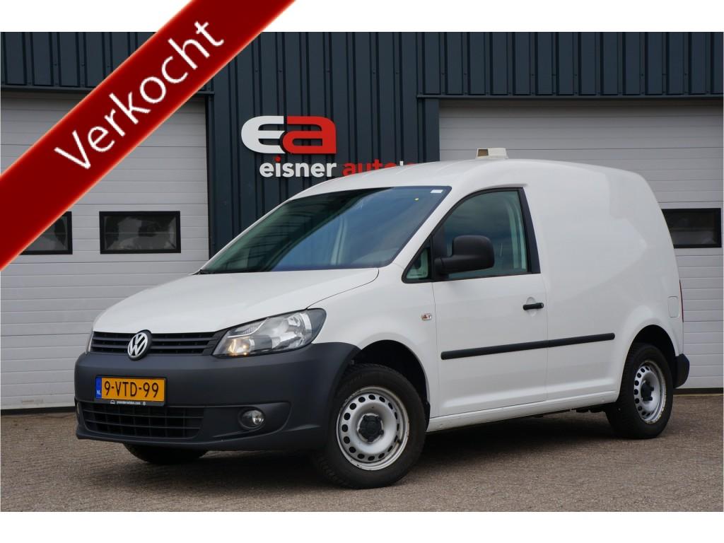 Volkswagen Caddy 1.6 TDI | AIRCO | SCHUIFDEUR | TREKHAAK