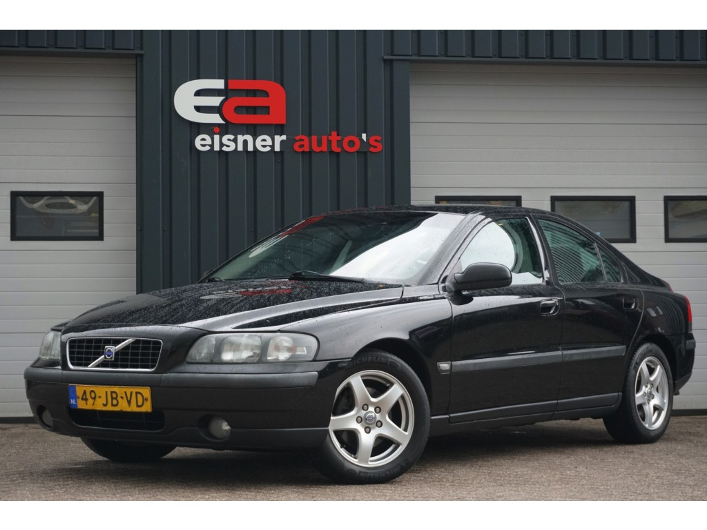 Volvo S60 2.4 D5 | CLIMA | CRUISE | TREKHAAK |