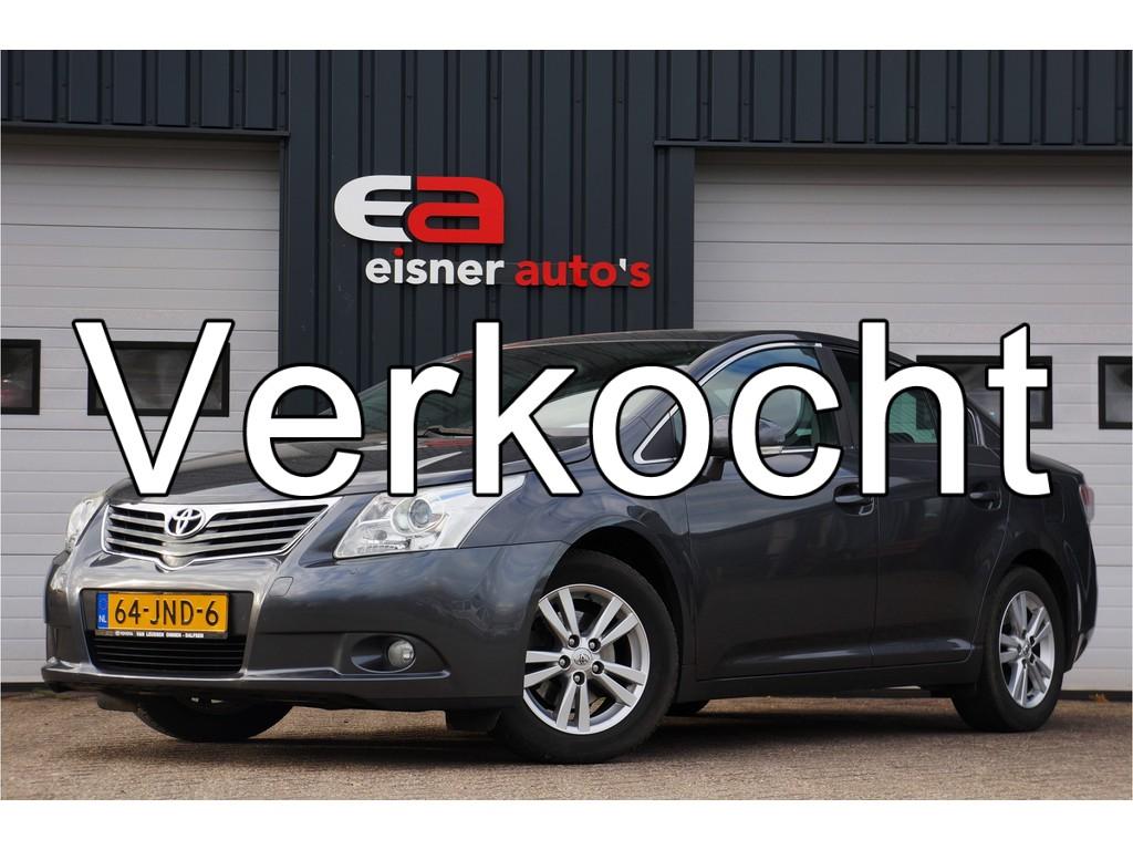 Toyota Avensis 1.8 VVTI DYNAMIC | DEALERONDERHOUDEN | TREKHAAK