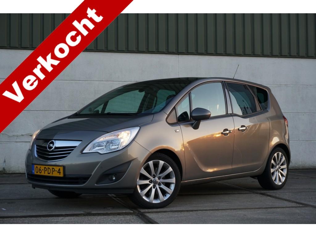 Opel Meriva 1.4 TURBO 140 PK COSMO   LEDER   PANO DAK  