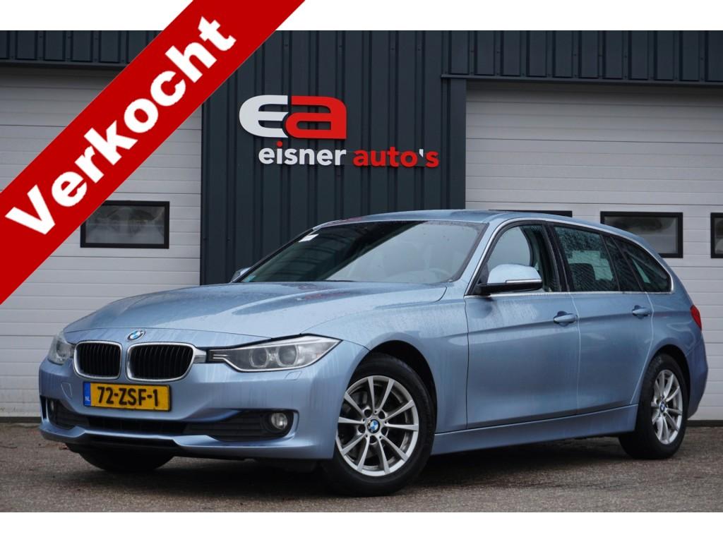 BMW 3 Serie Touring 318D UPGRADE EDITION | LEDER | XENON |