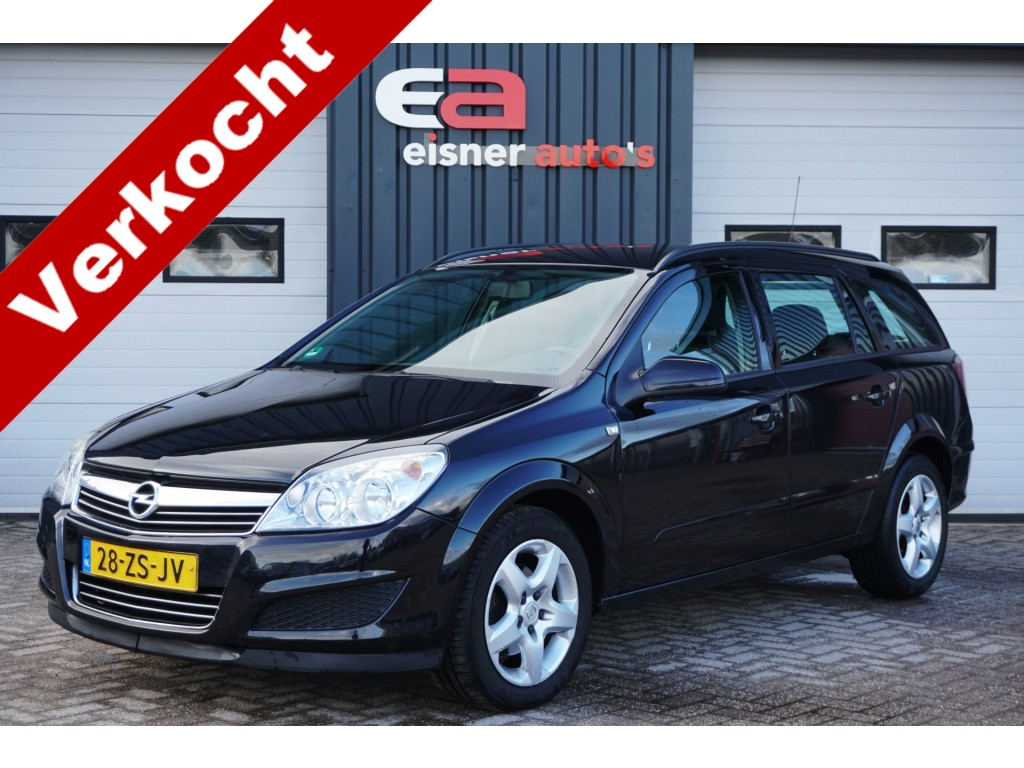 Opel Astra Wagon 1.6 BUSINESS | AIRCO | CRUISE |