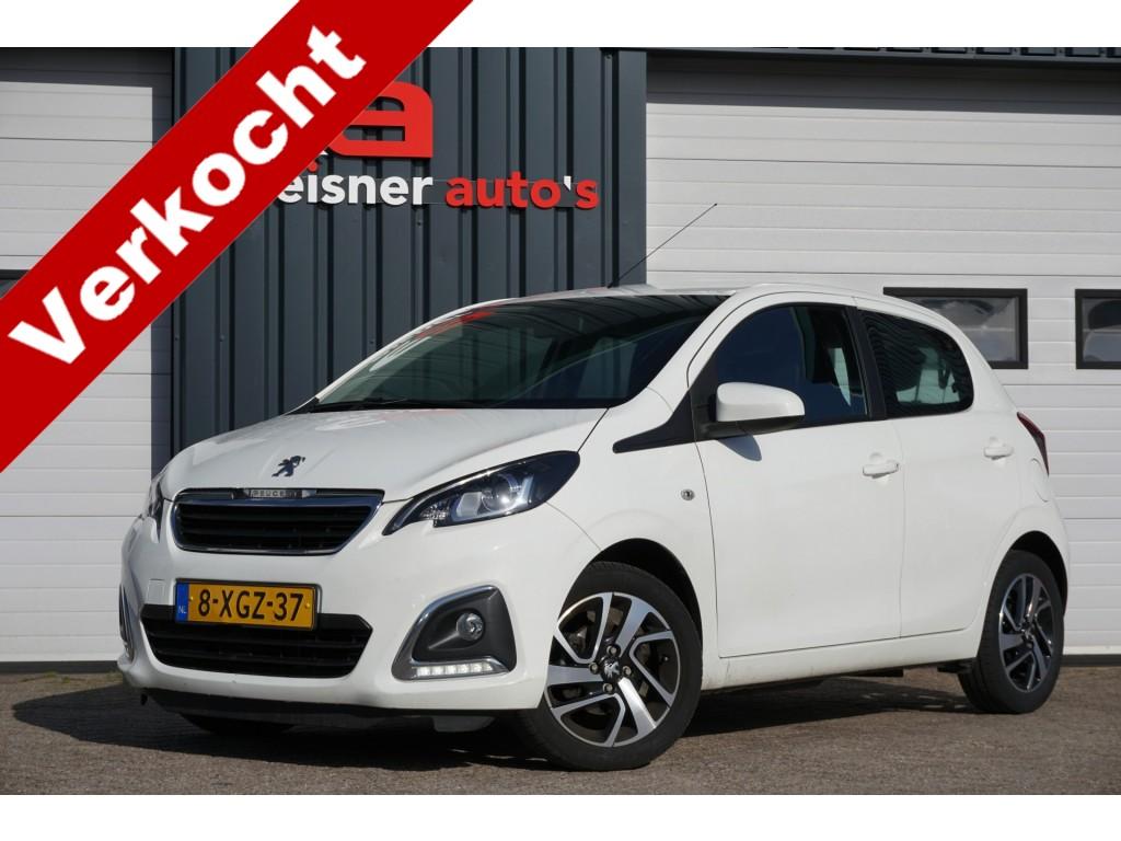 Peugeot 108 1.0 E-VTI ALLURE | 5 DEURS | AIRCO | CRUISE |