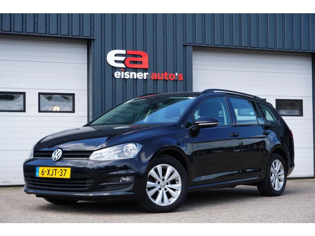 Volkswagen Golf 1.6 TDI COMFORTLINE BLUEMOTION | NAVI | TREKHAAK | ECC |