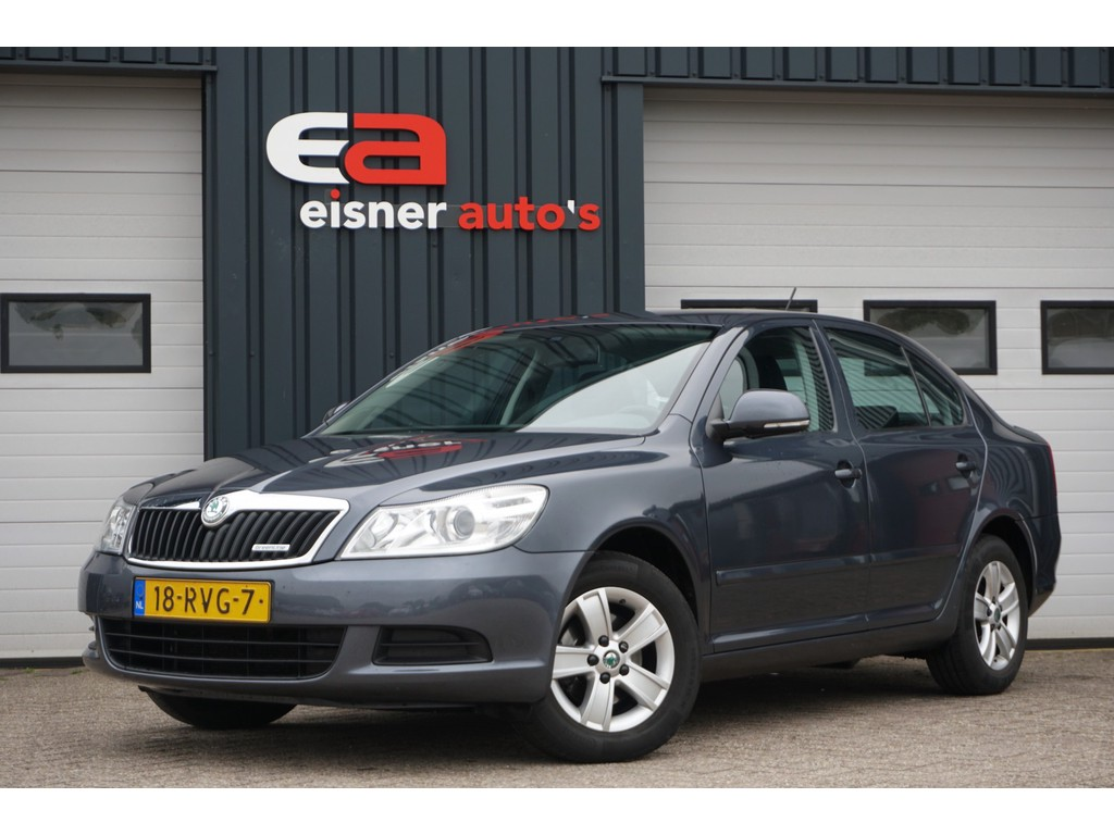 Skoda Octavia 1.6 TDI GREENLINE BUSINESS LINE | NAVI | PDC | TREKHAAK |
