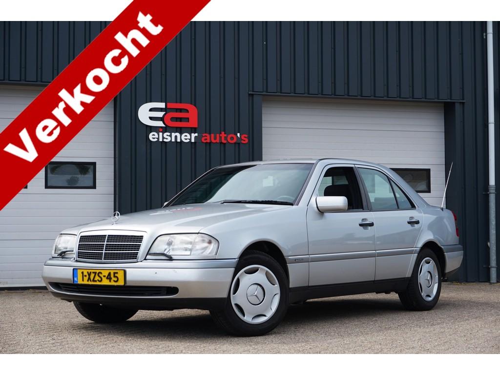 Mercedes-Benz C-Klasse 280 ELEGANCE AUTOMAAT | 45.000 | UNIEKE STAAT |