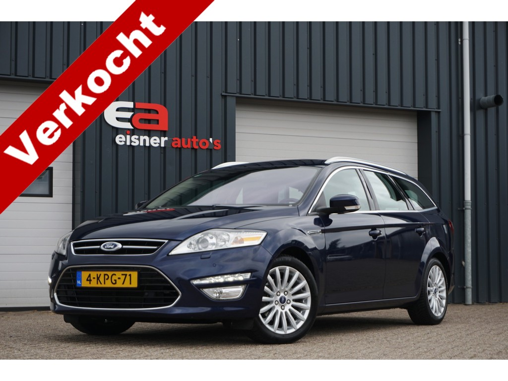 Ford Mondeo Wagon 1.6 TDCI PLATINUM | XENON | LEDER/ALCANTARA | NAVI | ECC |