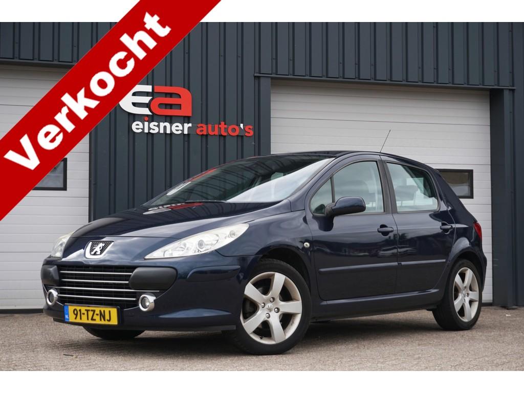 Peugeot 307 2.0-16V XSI | 5 DEURS | ECC | TREKHAAK |