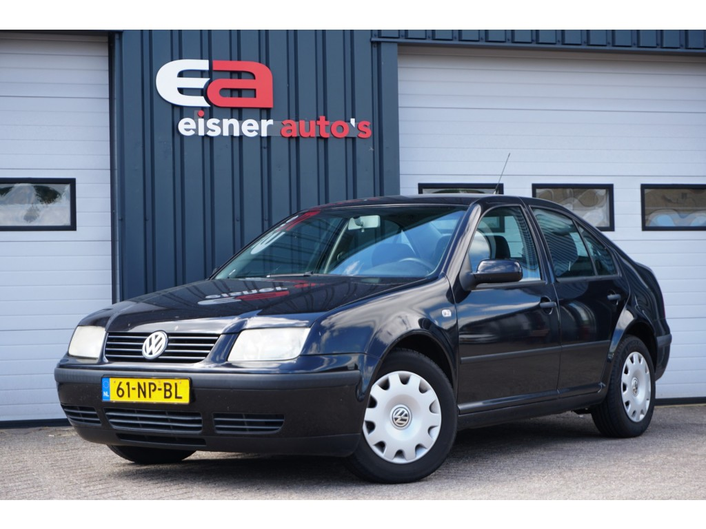 Volkswagen Bora 1.6-16V | AIRCO | CRUISE | TREKHAAK |