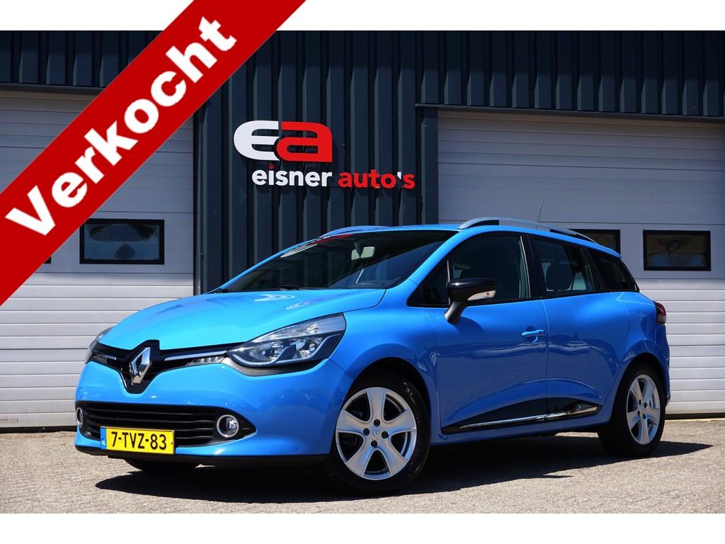 Renault Clio Estate 1.5 DCI ECO EXPRESSION | NAVI | TREKHAAK | PDC