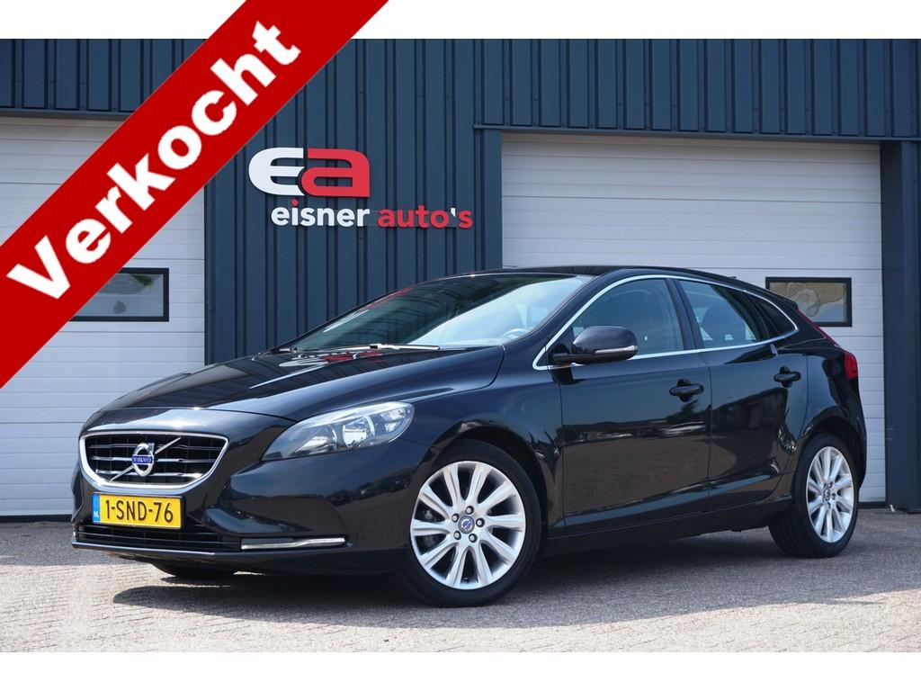 Volvo V40 1.6 D2 SUMMUM | LEDER | NAVI | ECC |