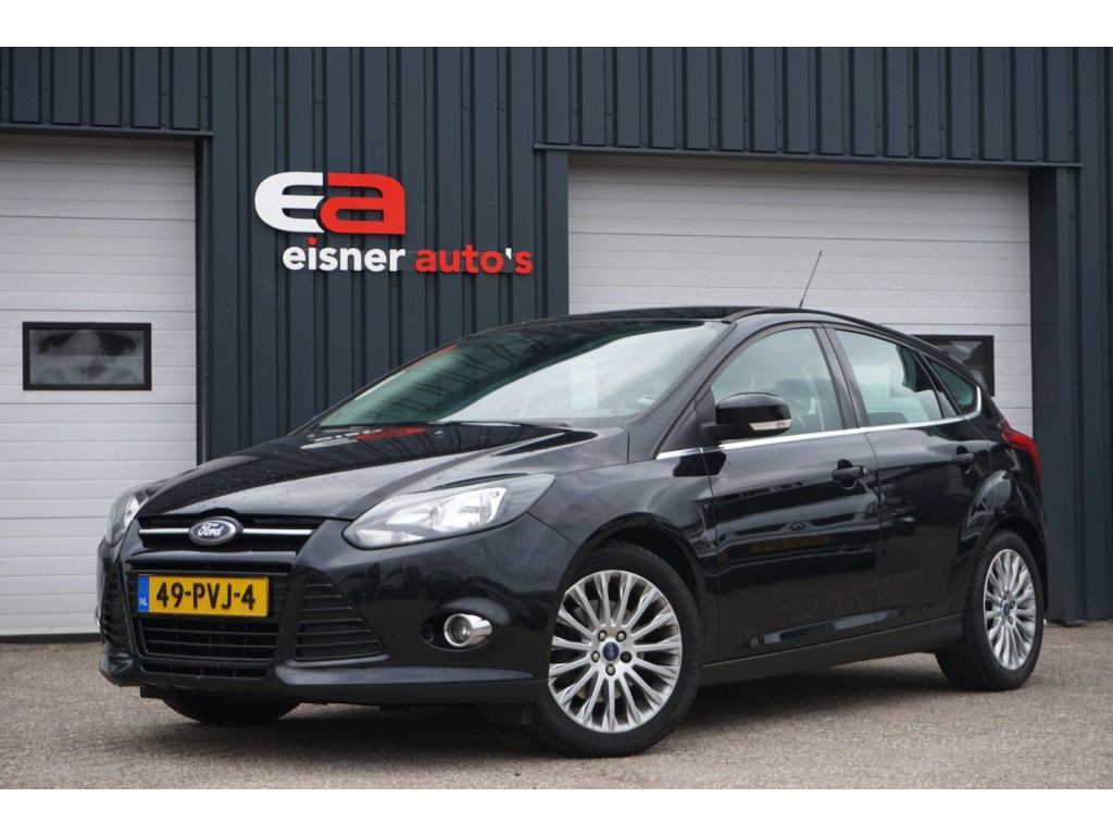 Ford Focus 1.6 ECOBOOST 150 PK FIRST EDITION | TREKHAAK |