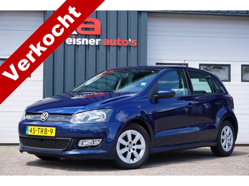Volkswagen Polo 1.2 TDI BLUEMOTION COMFORTLINE | AIRCO | CRUISE |