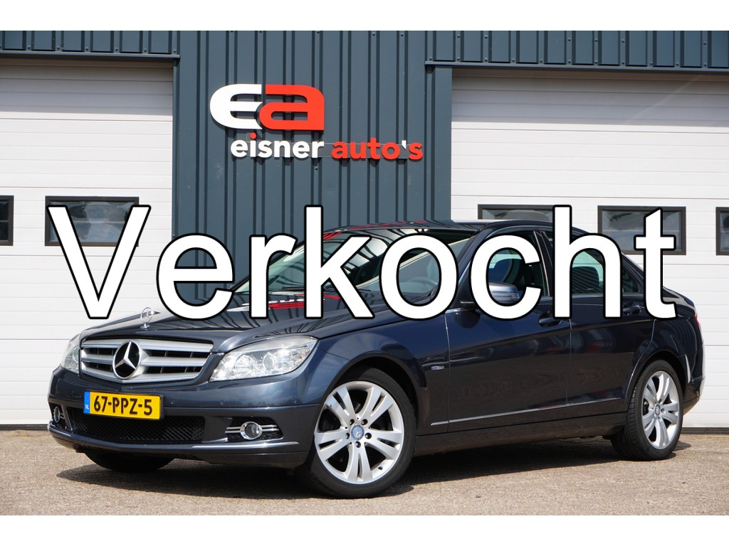 Mercedes-Benz C-Klasse 200 CDI BLUEEFFICIENCY BUSINESS EDITION AVANTGARDE | NAVI | CLIMA | HALF LEDER | CRUISE | PDC |