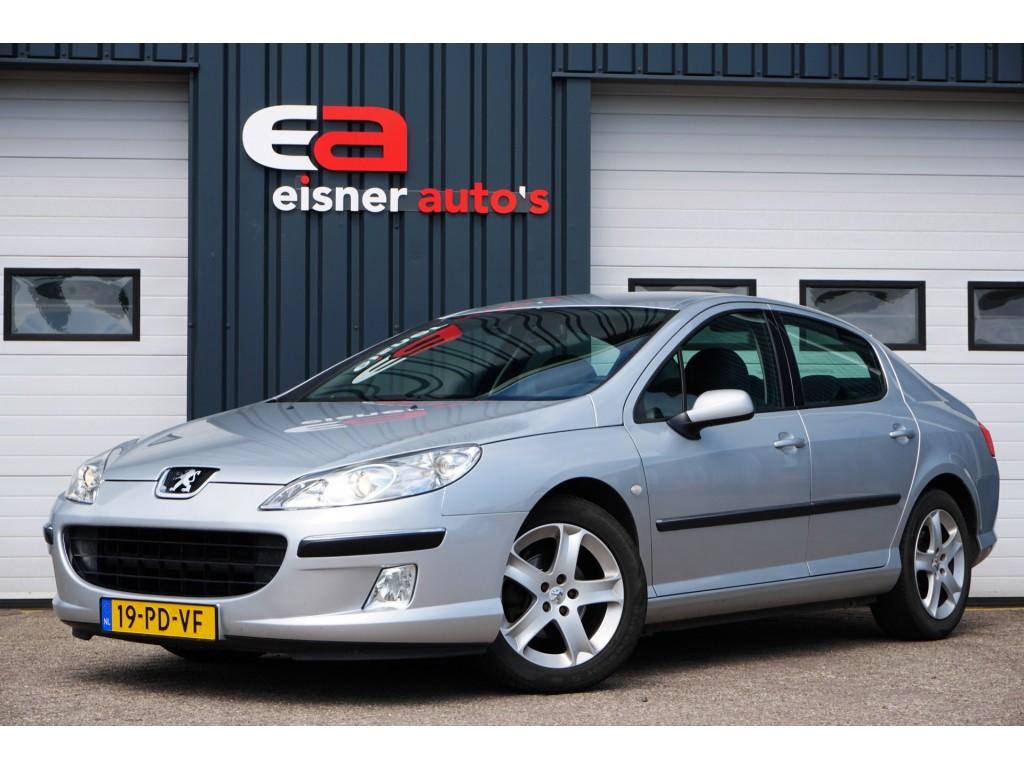 Peugeot 407 2.0-16V XS PACK | LEDER | CLIMA | CRUISE | PDC |