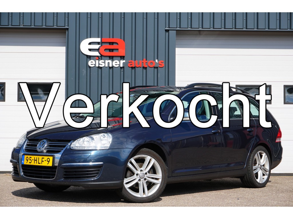 Volkswagen Golf Variant 1.4 TSI SPORTLINE BUSINESS | CLIMA | CRUISE | TREKHAAK |