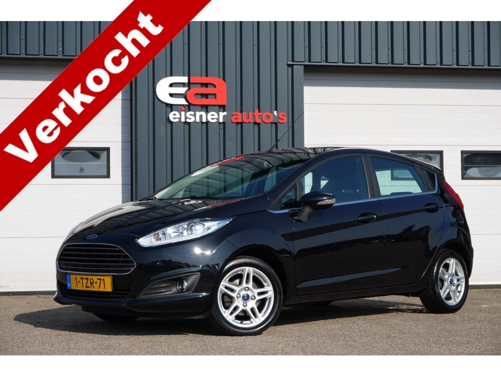 Ford Fiesta 1.0 ECOBOOST 100 PK TITANIUM | NAVI | ECC |