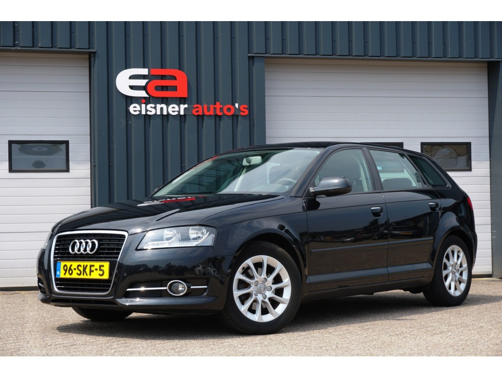 Audi A3 Sportback 1.6 TDI ATTRACTION BUSINESS EDITION | NAVI | ECC |