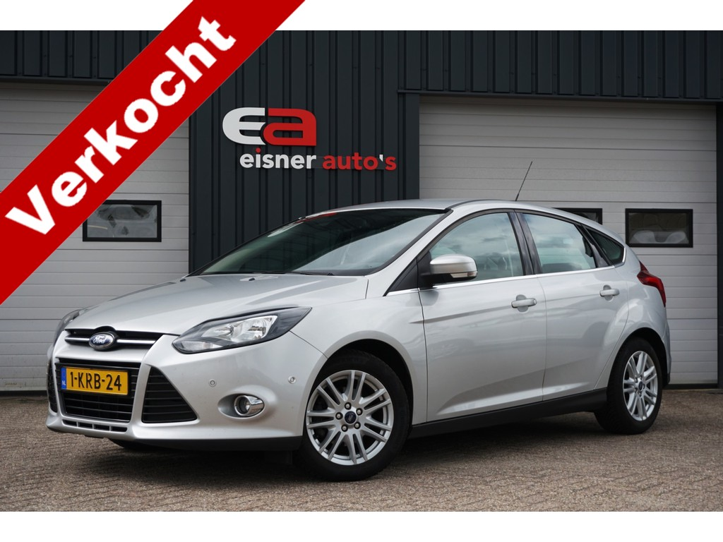 Ford Focus 1.6 TDCI ECONETIC LEASE TITANIUM | NAVI | ECC |