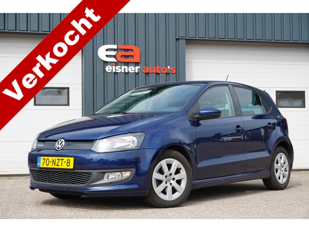 Volkswagen Polo 1.2 TDI BLUEMOTION COMFORTLINE | ECC | TREKHAAK
