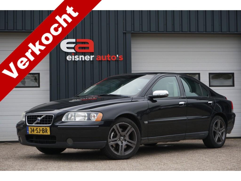 Volvo S60 2.0T KINETIC AUTOMAAT NAVI | ECC