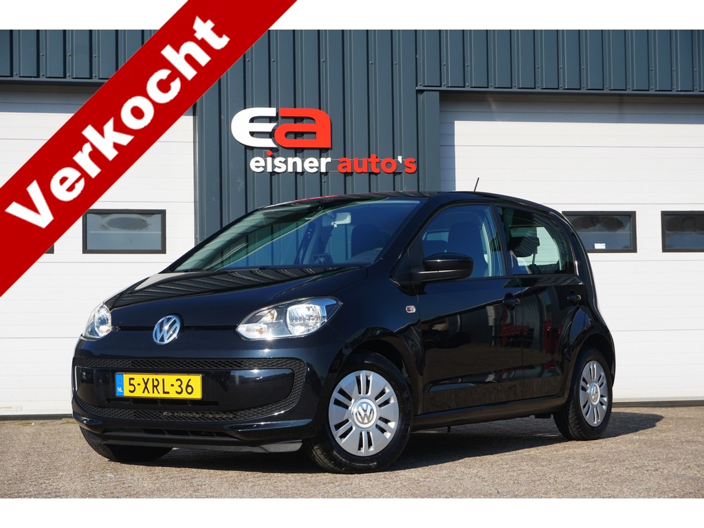 Volkswagen up! 1.0 MOVE UP! BLUEMOTION | NAVI | CRUISE | PDC | AIRCO
