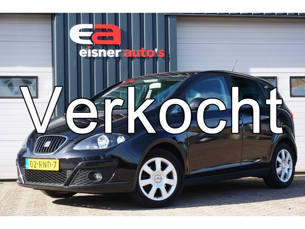 Seat Altea 1.6 TDI ECOMOTIVE REFERENCE | CRUISE | CLIMA | TREKHAAK |