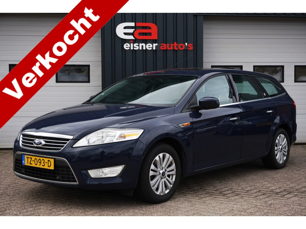 Ford Mondeo Wagon 2.0 TDCi Business