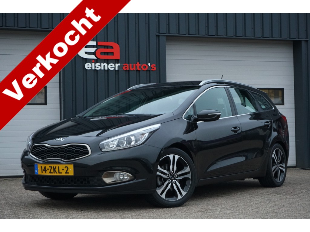Kia cee'd Sportswagon 1.6 GDI Plus Pack | NAVI | ECC| TREKHAAK |
