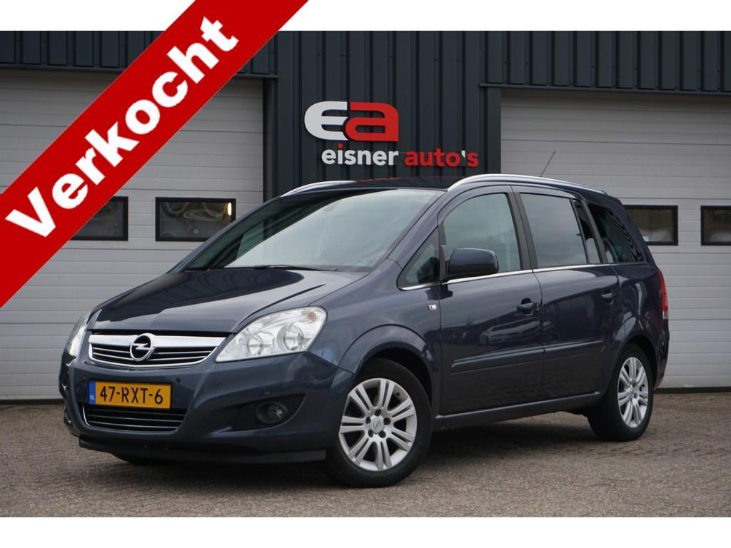 Opel Zafira 1.8 Cosmo   LEDER   TREKHAAK   ECC  