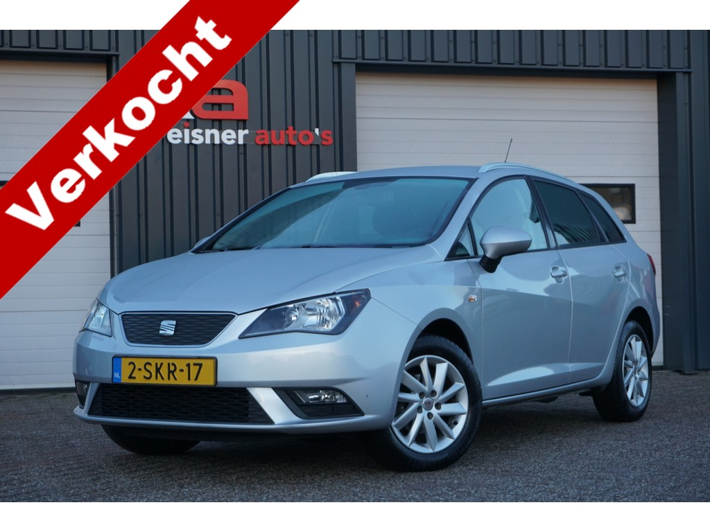 Seat Ibiza ST 1.2 TDI Businessline High | NAVI | ECC |