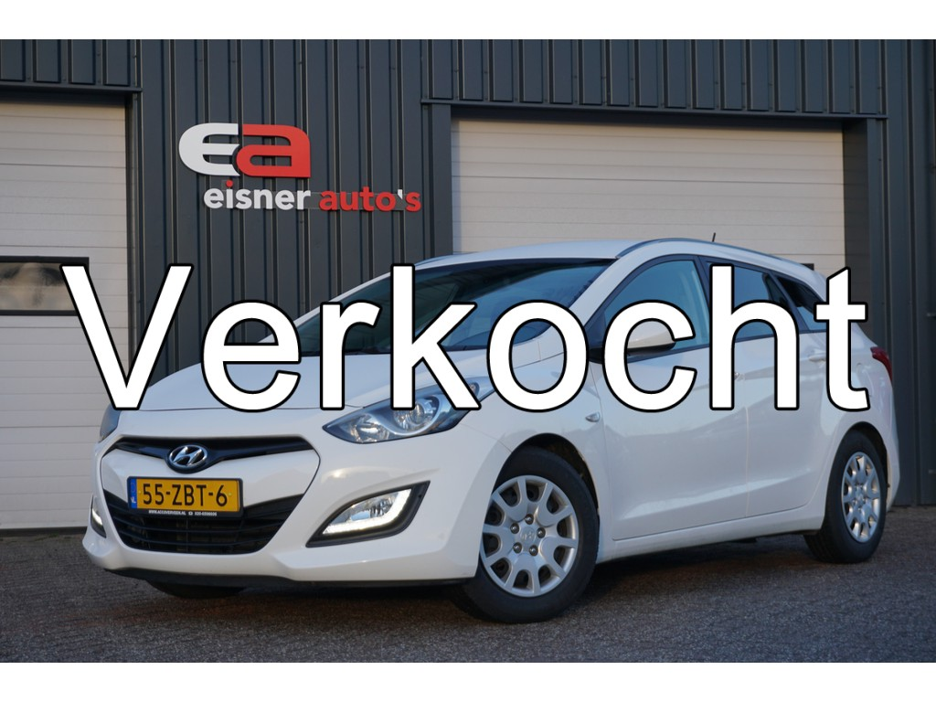 Hyundai i30 Wagon 1.6 GDI i-Motion | NIEUW MODEL | TREKHAAK |