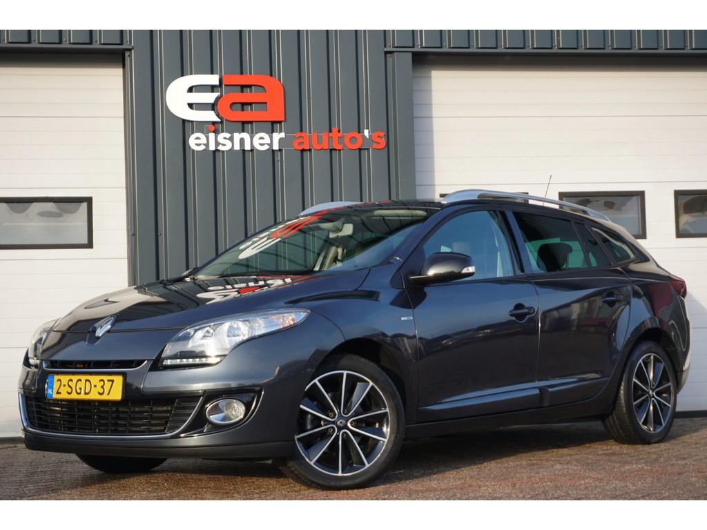 Renault Megane Estate 1.2 TCe Bose | SCHUIF/KANTELDAK | NAVI | TREKHAAK |