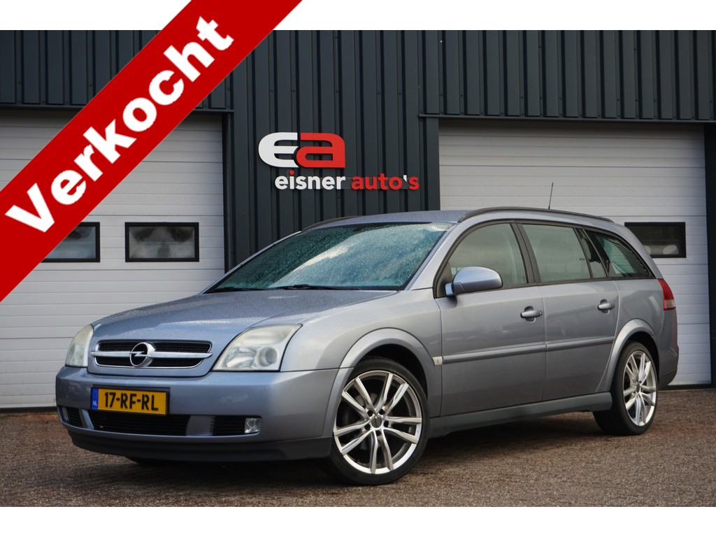 Opel Vectra Wagon 1.8-16V Comfort | TREKHAAK |