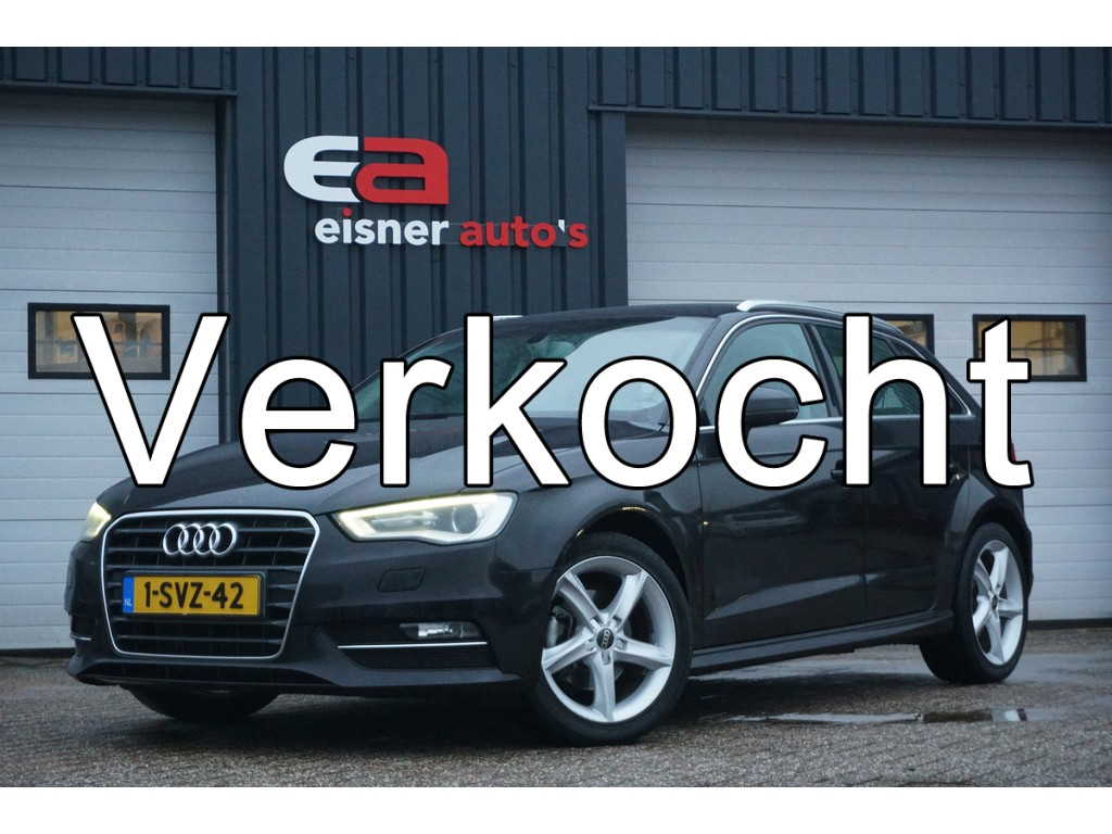 Audi A3 Sportback 1.6 TDI ultra Edition | NAVI | XENON | ECC