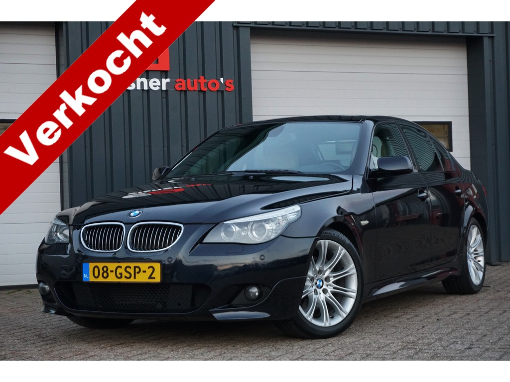 BMW 5 Serie 530d M - Sportpakket | LEDER | NL AUTO | XENON