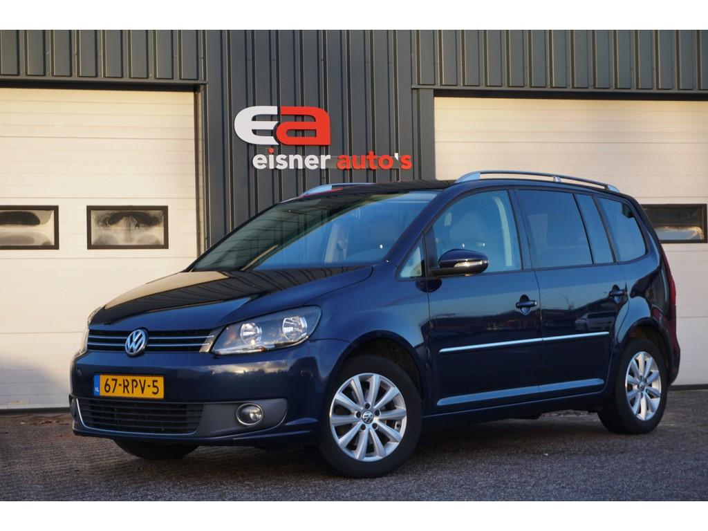 Volkswagen Touran 1.2 TSI Highline BlueMotion | NAVI | ECC | TREKHAAK | PDC