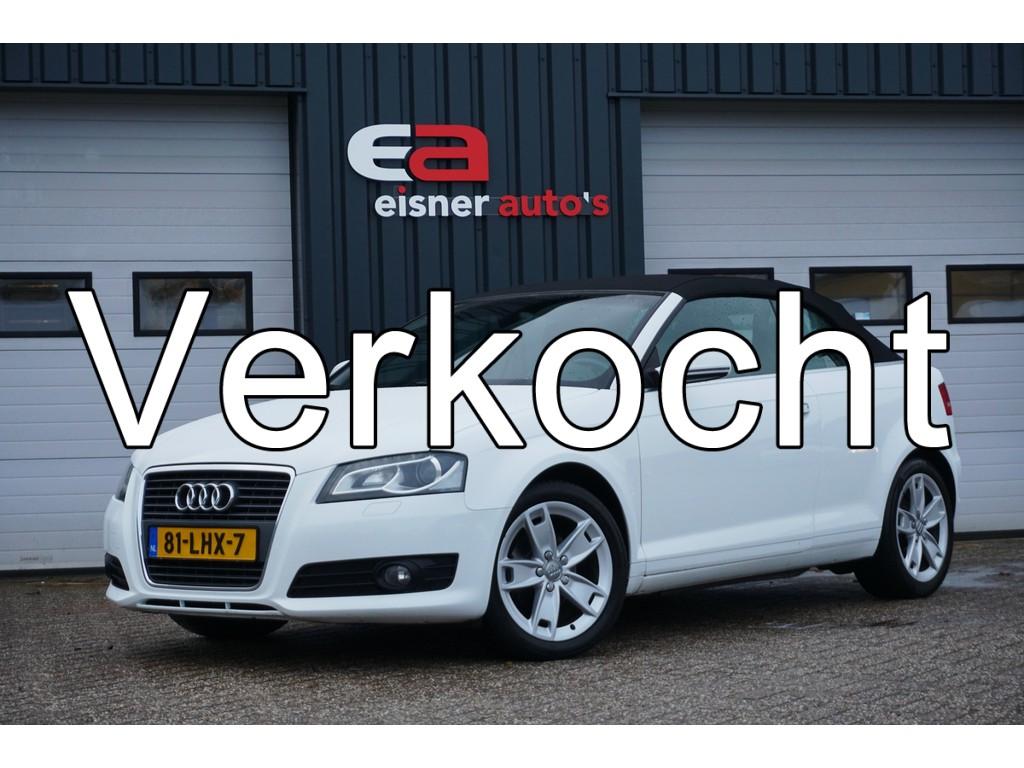 Audi A3 Cabriolet 1.2 TFSI Ambition Pro Line | NL AUTO | NAVI |