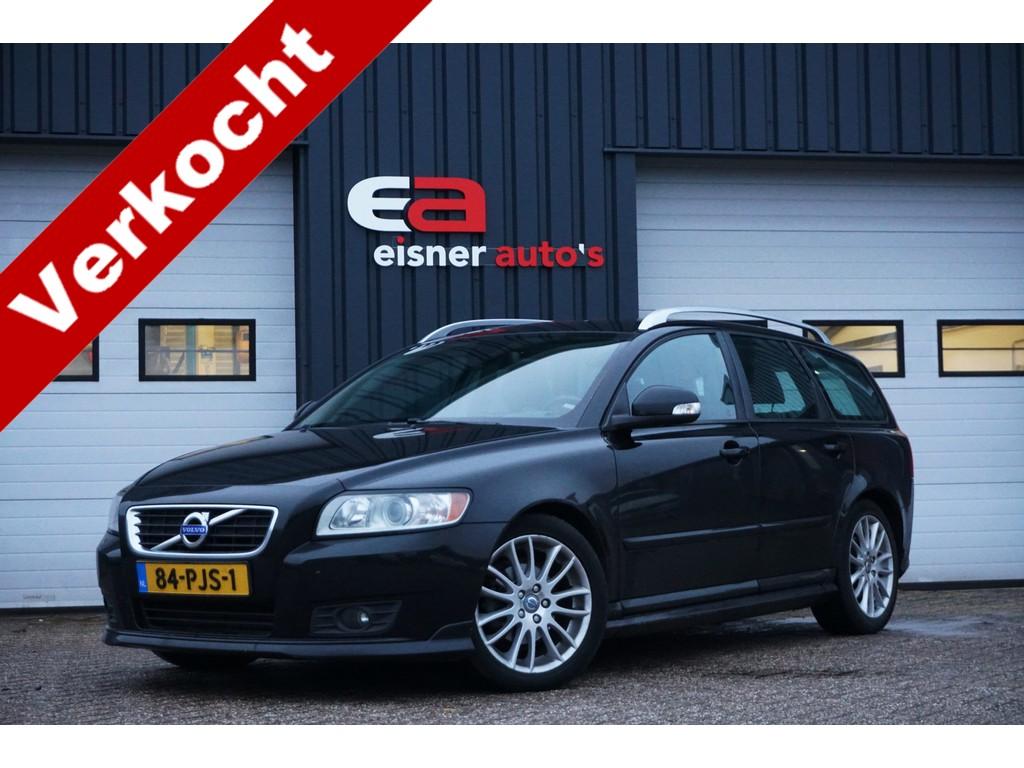 Volvo V50 1.6 D2 S/S Sport | trekhaak |