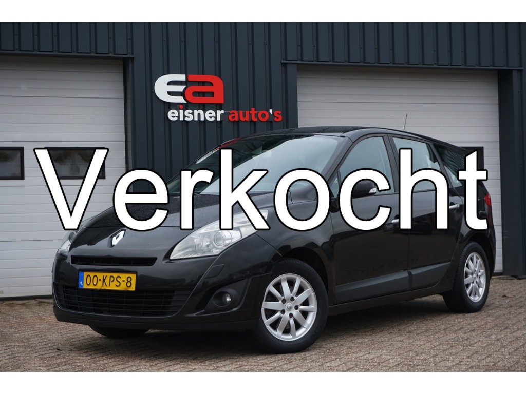 Renault Grand Scenic 1.4 TCe Expression 7 PERSOONS | TREKHAAK | XENON | ECC |