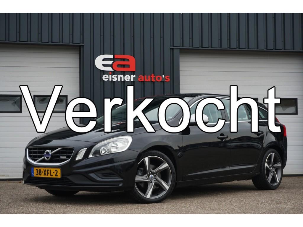 Volvo V60 1.6 T3 R-DESIGN | NAVI | DEALERONDERHOUDEN |