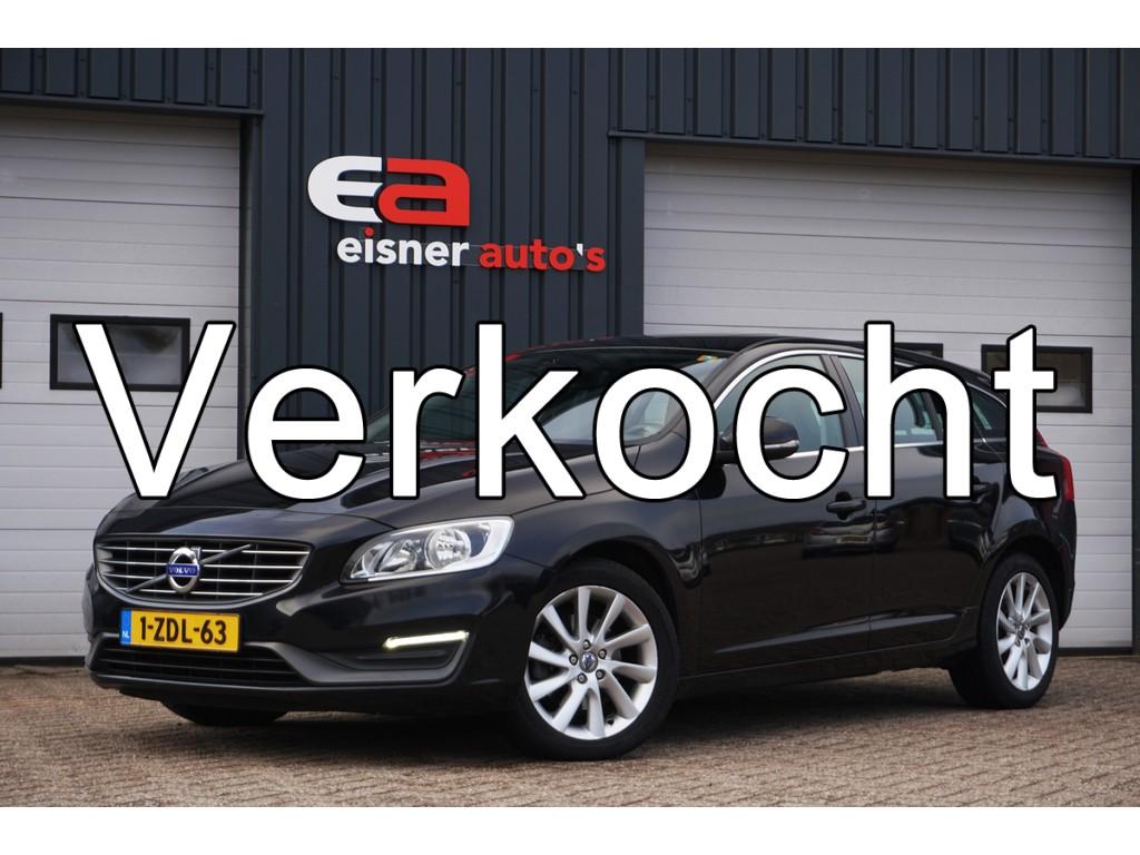 Volvo V60 1.6 D2 Momentum | NAVI SENSUS | SCHUIF/KANTELDAK |