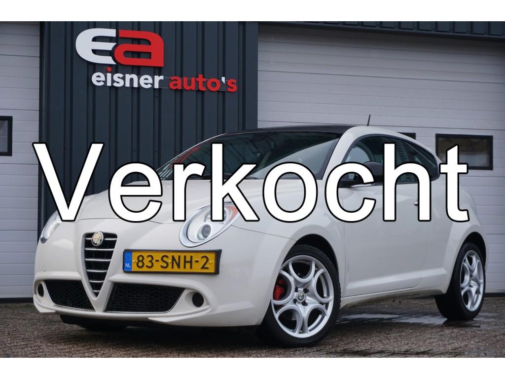 Alfa Romeo MiTo 1.3 JTDm ECO Essential | leder | climate |