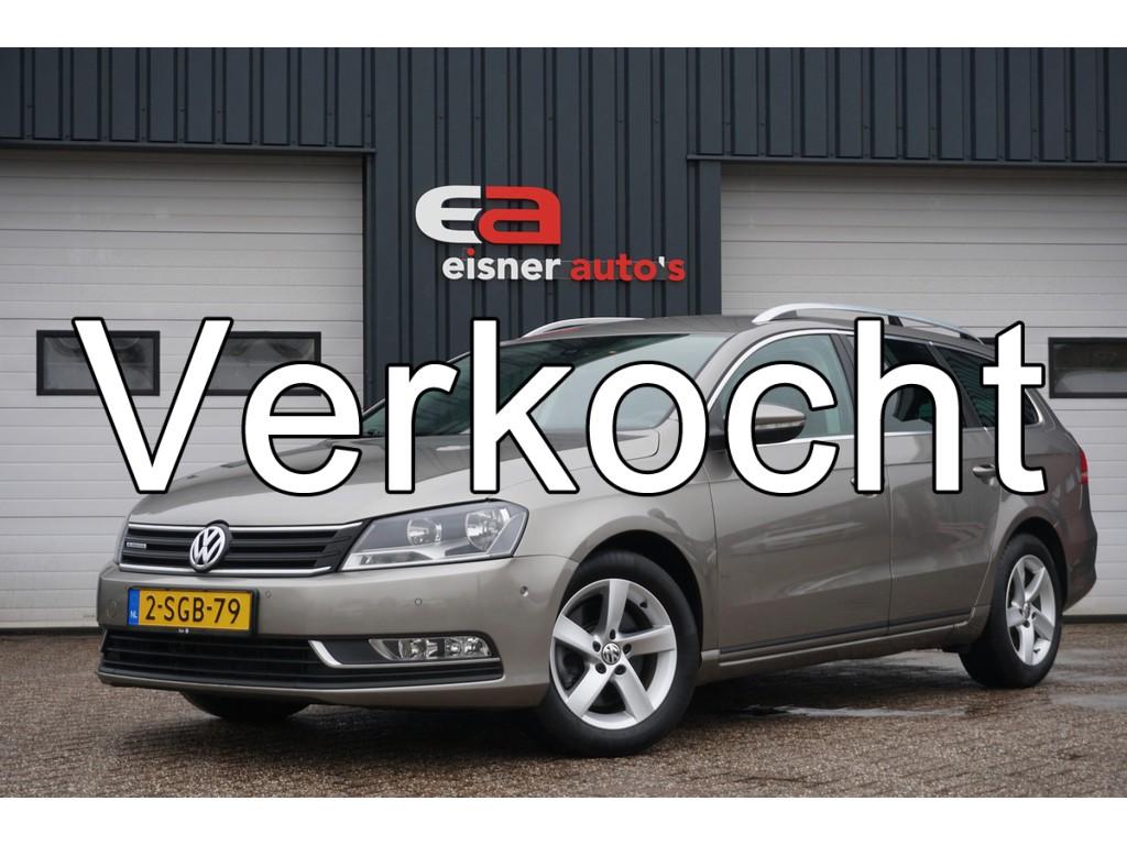 Volkswagen Passat Variant 1.6 TDI Executive Edition | NAVI | TREKHAAK | ECC | PDC