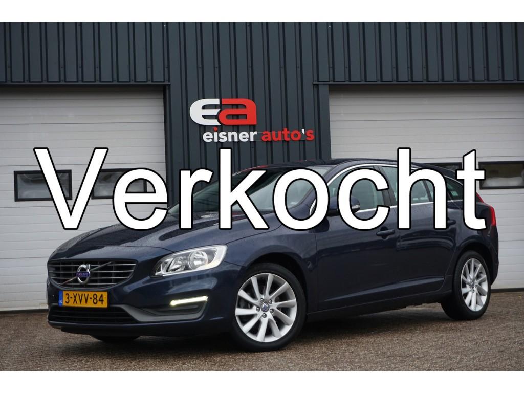 Volvo V60 1.6 D2 Momentum Automaat | NAVI | TREKHAAK | SCHUIFDAK