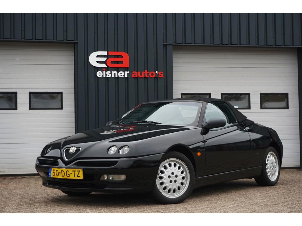 Alfa Romeo Spider 1.8-16V T.Spark | NL AUTO |