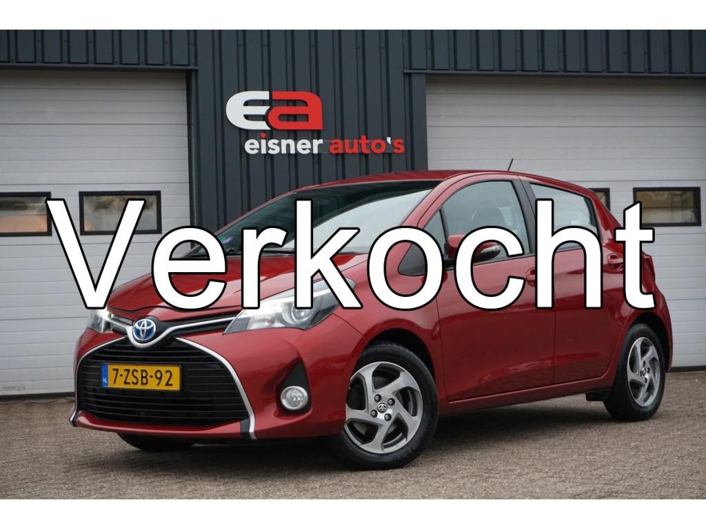 Toyota Yaris 1.5 Hybrid | NAVI | CAMERA | ECC | LMV