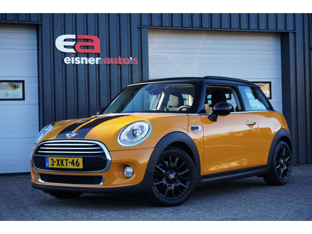 MINI Mini 1.5 Cooper First Born Edition | DEALERONDERHOUDEN | FULL LED